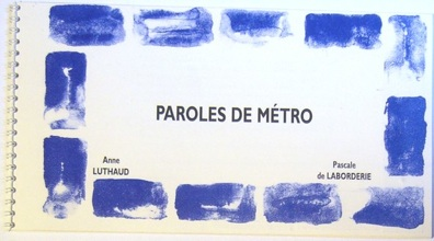 Paroles de métro